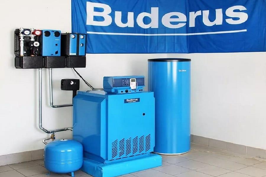 Buderus монтаж котлов отопления