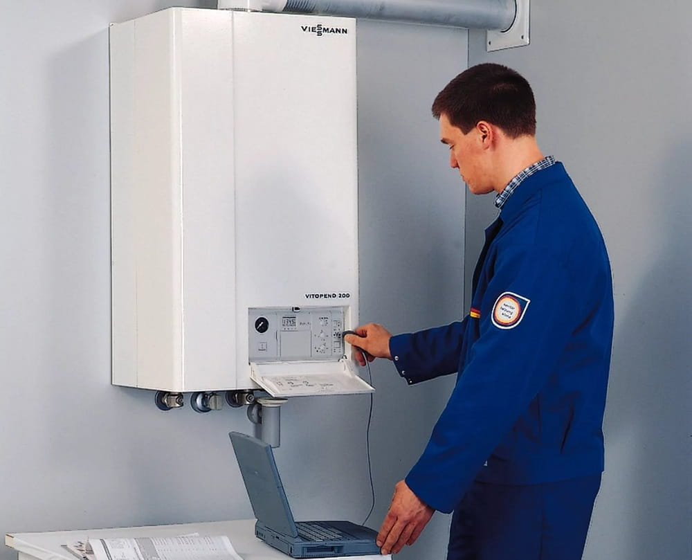 У нас современное оборудование для диагностики газовых котлов